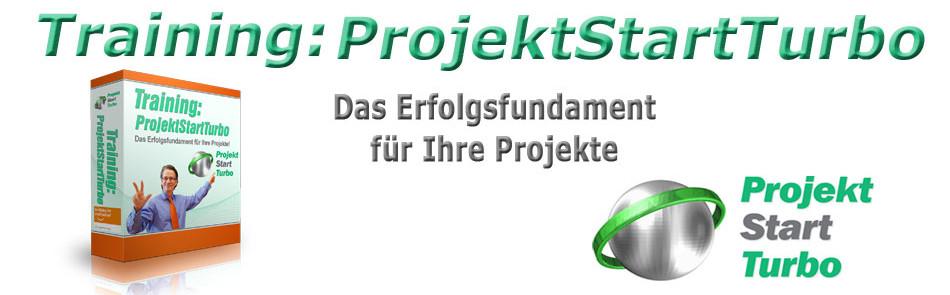 Projektsteuerung: ProjektStartTurbo